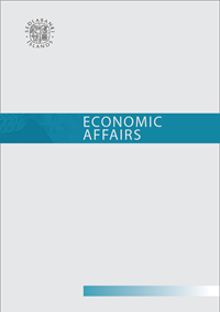 Cover of Economic Affairs