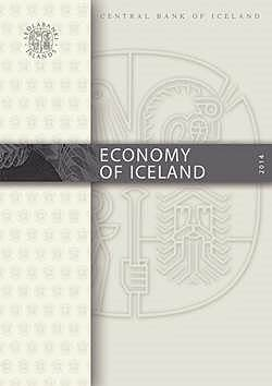 Cover of Economy of Iceland 2014