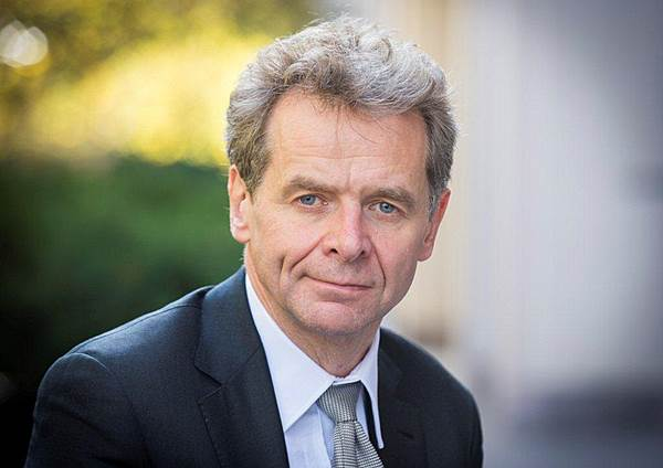 Poul Thomsen, Director of the European Department of the International Monetary Fund