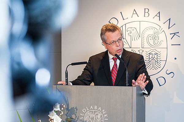 Már Gudmundsson at the Bank's 57th Annual Meeting