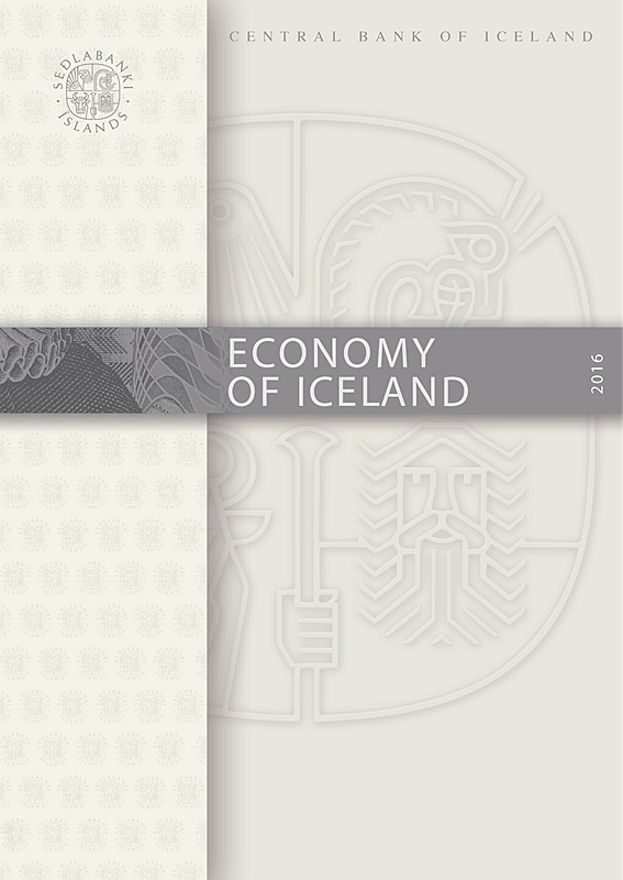 Cover of Economy of Iceland 2016