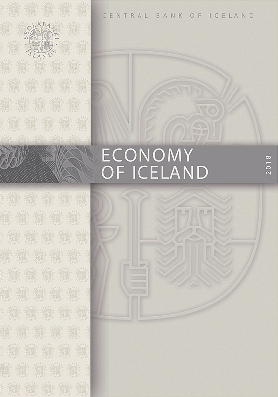 Economy of Iceland - Cover